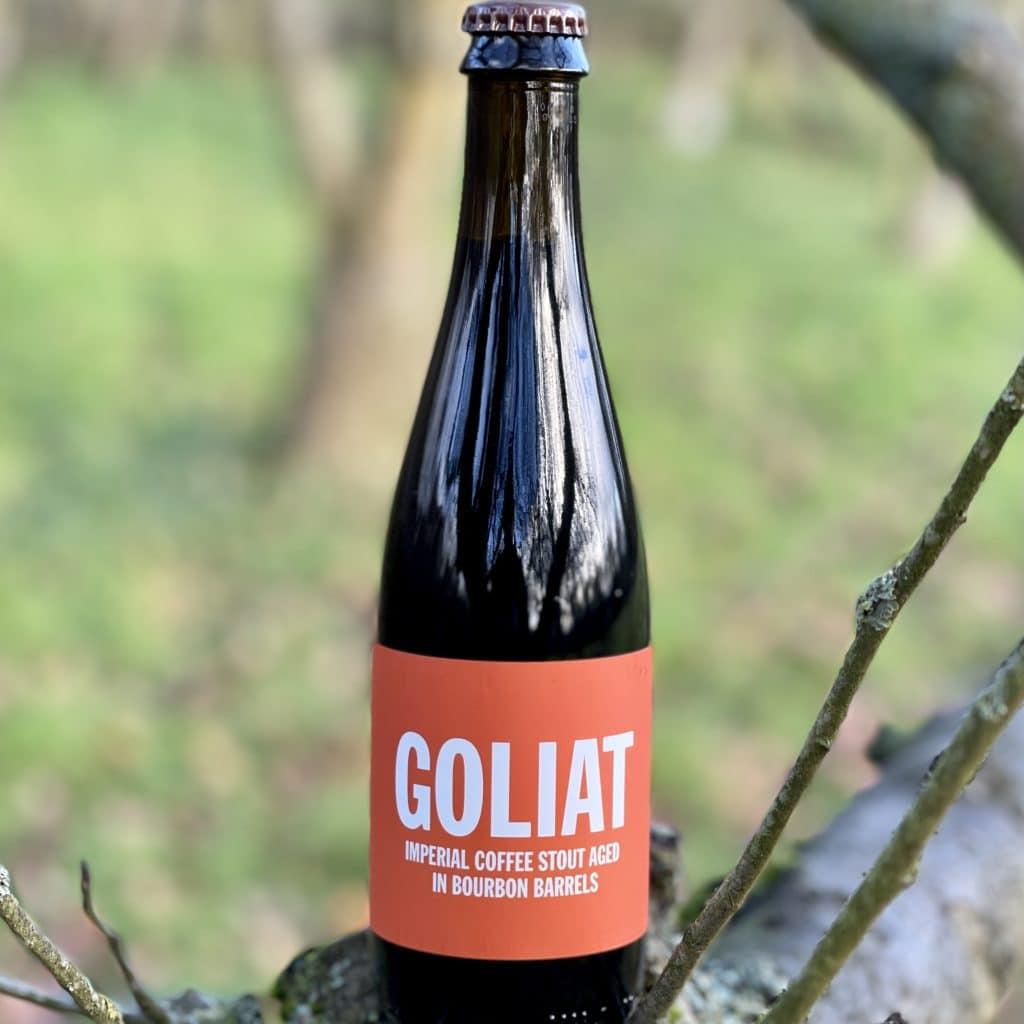 Goliat Bourbon BA - To Øl