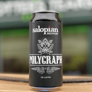 Polygraph Imperial Stout - Salopian