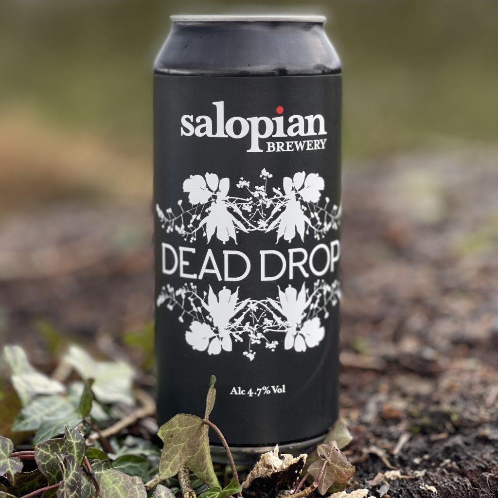 Dead Drop Hazy Pale - Salopian