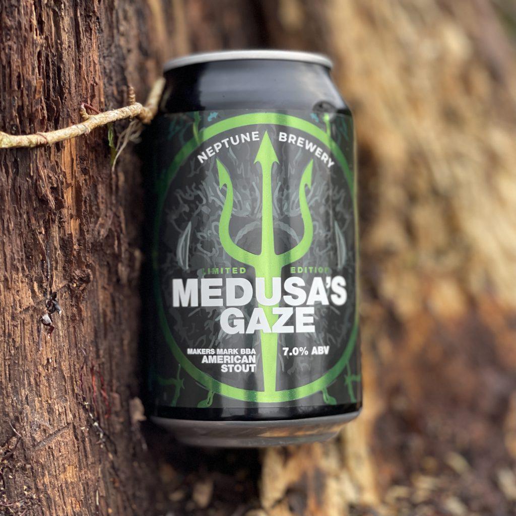 Medusa's Gaze - Maker's Mark BA - Neptune