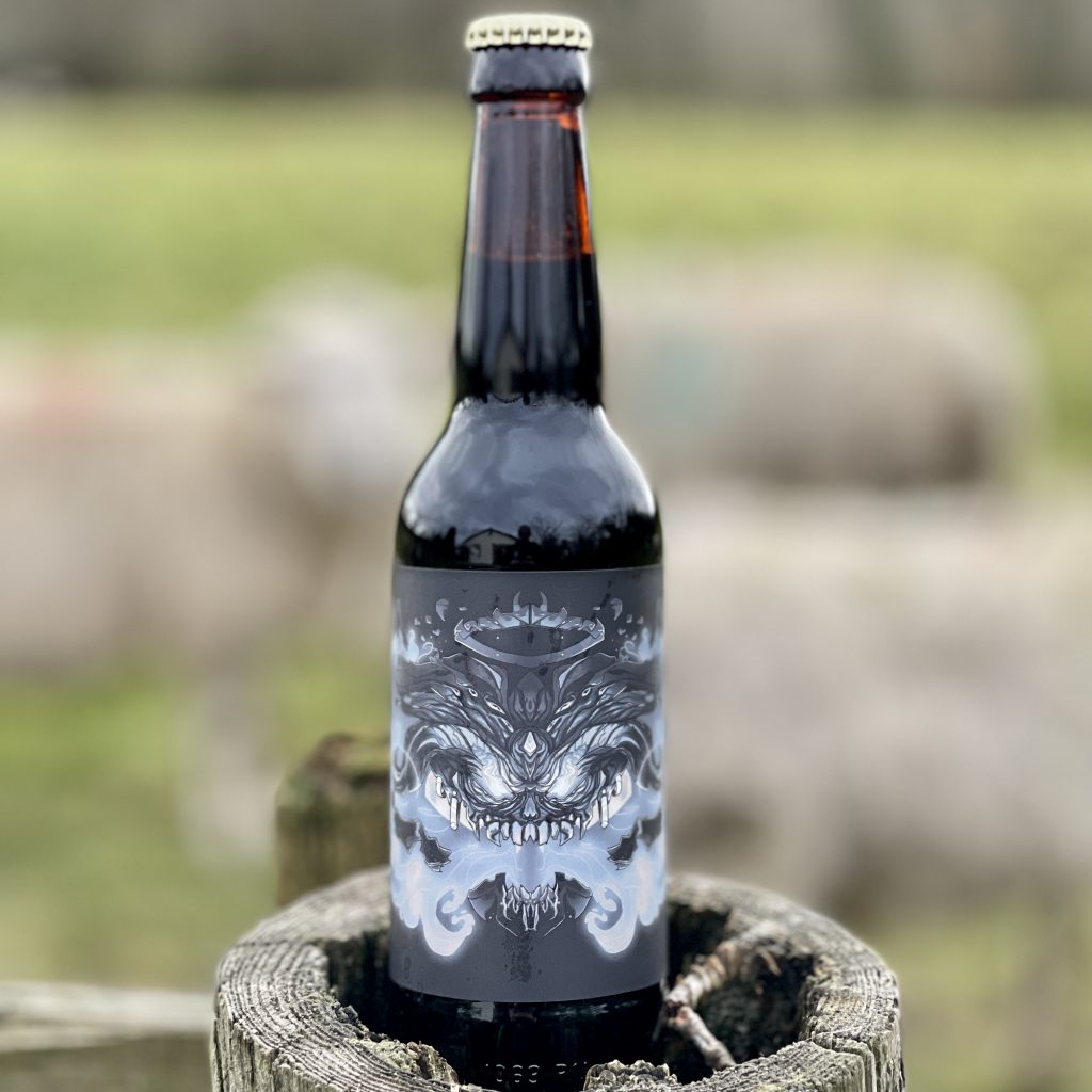 Coconut Abaddon Imperial Stout - Tartarus