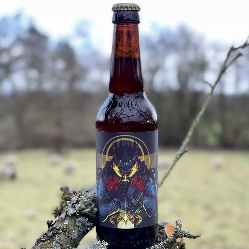 King Arthur English Barley Wine - Tartarus