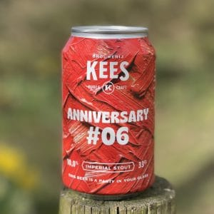 Kees Anniversary Imperial Stout #06