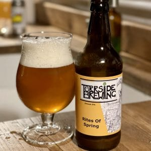 Rites Of Spring Chinook IPA - Torrside