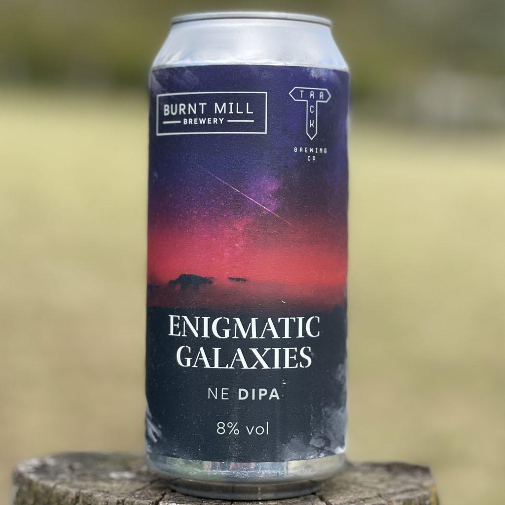 Enigmatic Galaxies - Burnt Mill / Track