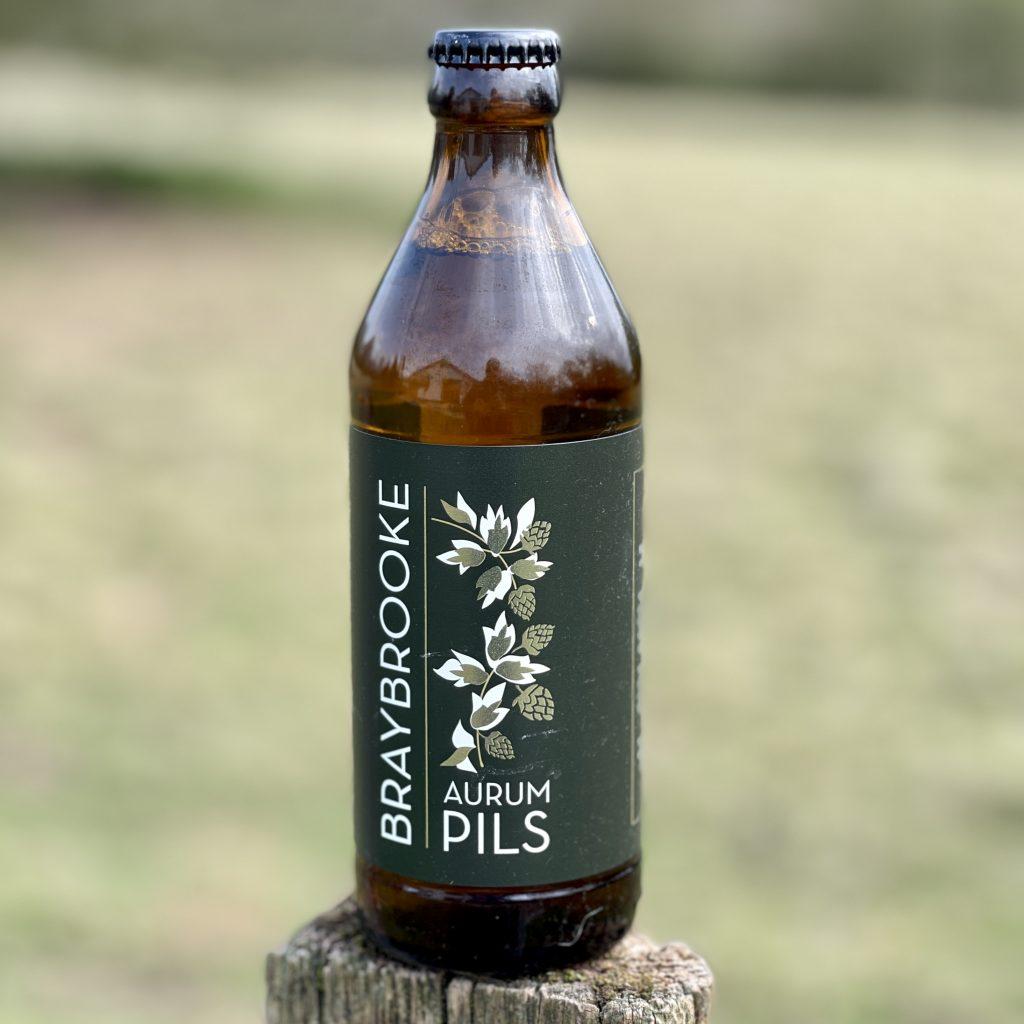 Aurum Pils - Braybrooke Beer Co