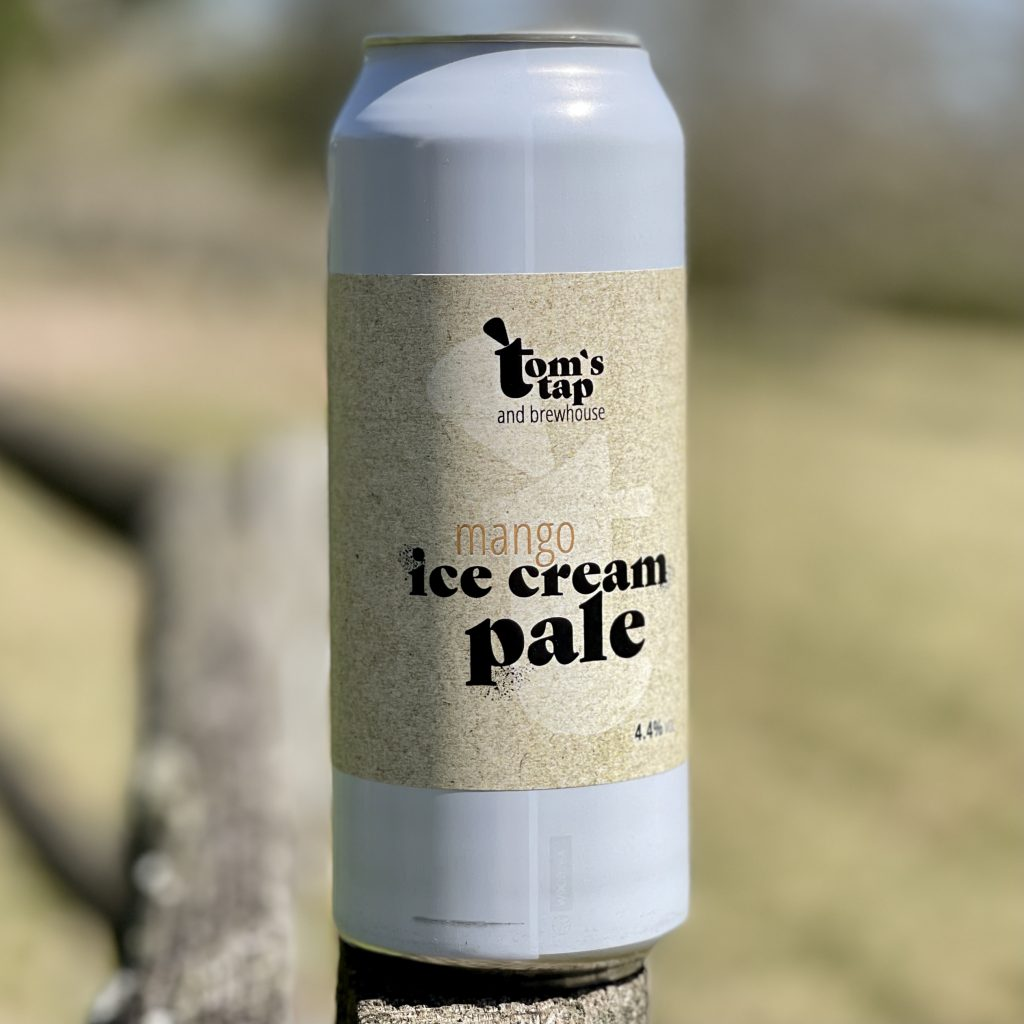 Mango Ice Cream Pale - Tom's Tap and Brewhouse