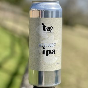 West Coast IPA - Tom's Tap and Brewhouse