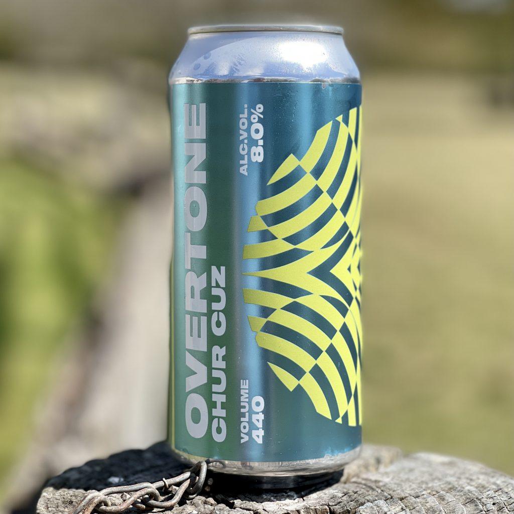 Chur Cuz DIPA - Overtone Brewing