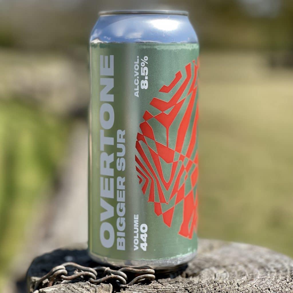 Bigger Sur DIPA - Overtone Brewing