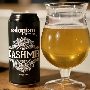 Kashmir - Salopian Brewery