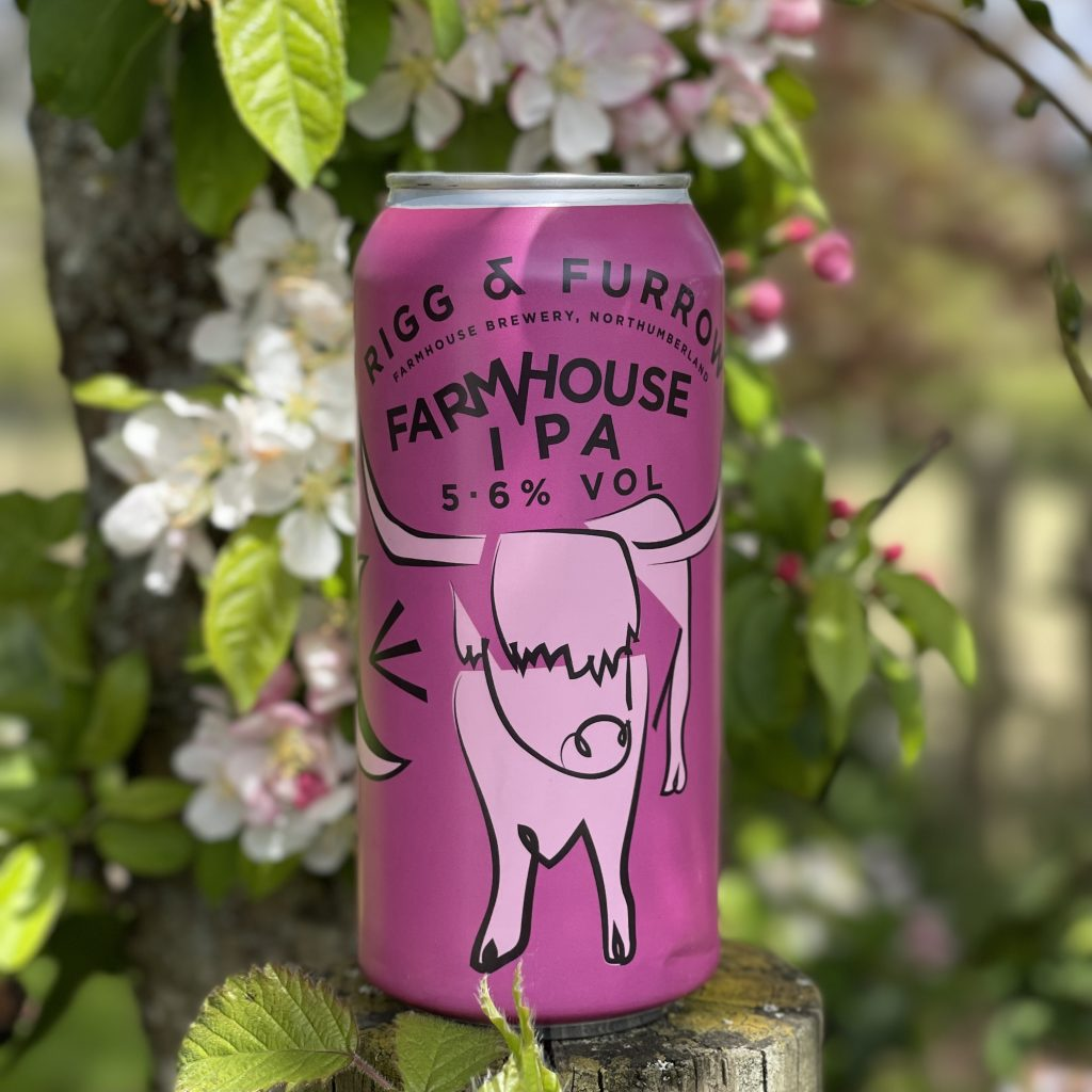 Farmhouse IPA - Rigg and Furrow