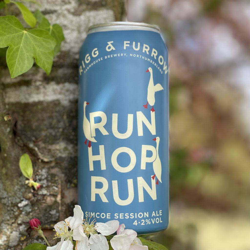 Run Hop Run - Rigg and Furrow