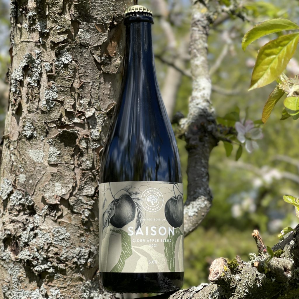 Cider Apple Saison 2021 - RedWillow