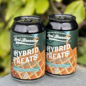Hybrid Treats Vol.2 - Belgian Waffle & Maple Syrup & Hazelnut - Sori Brewing