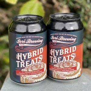 Hybrid Treats Vol.1: Cinnamon Bun & Coffee - Sori