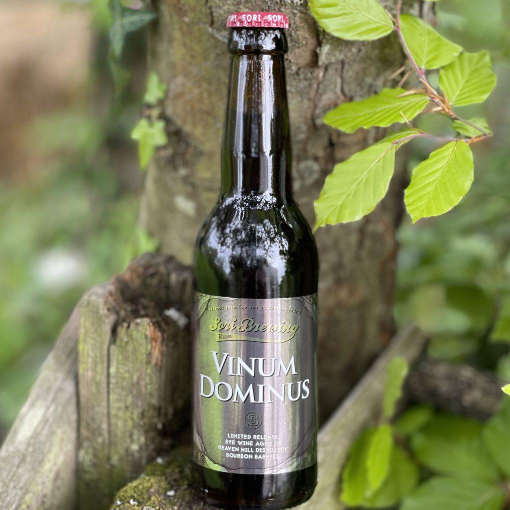 Vinum Dominus (Bourbon Barrel-Aged) - Sori Brewing
