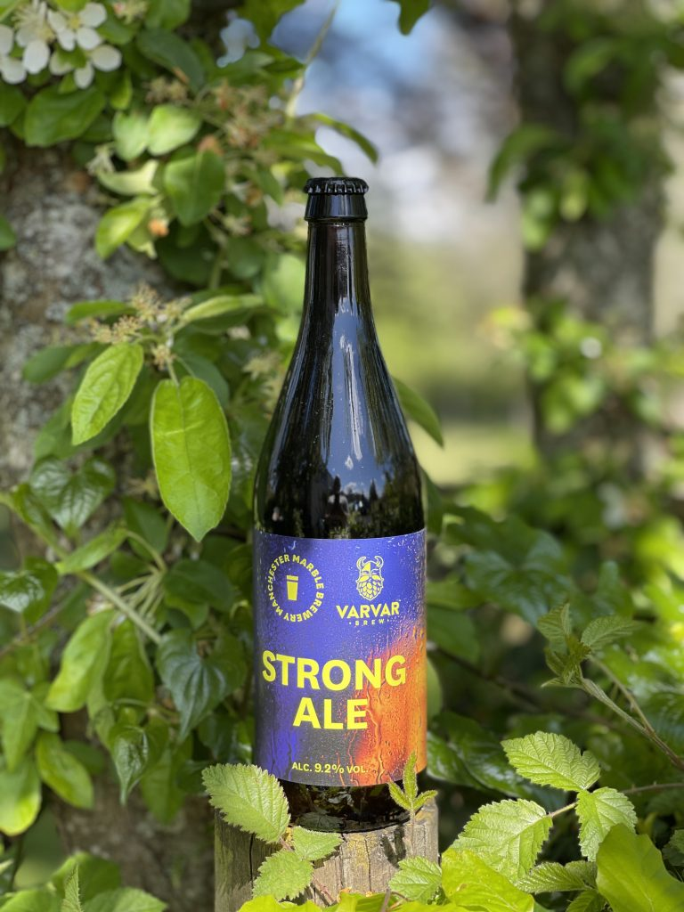Marble Beers Strong Ale
