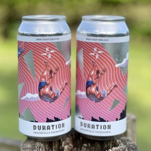 Gracefully Facedown DIPA - Duration (North collab)