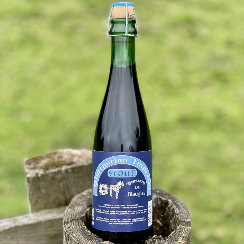 Blidegarian Imperial Stout - Brasserie de Blaugies