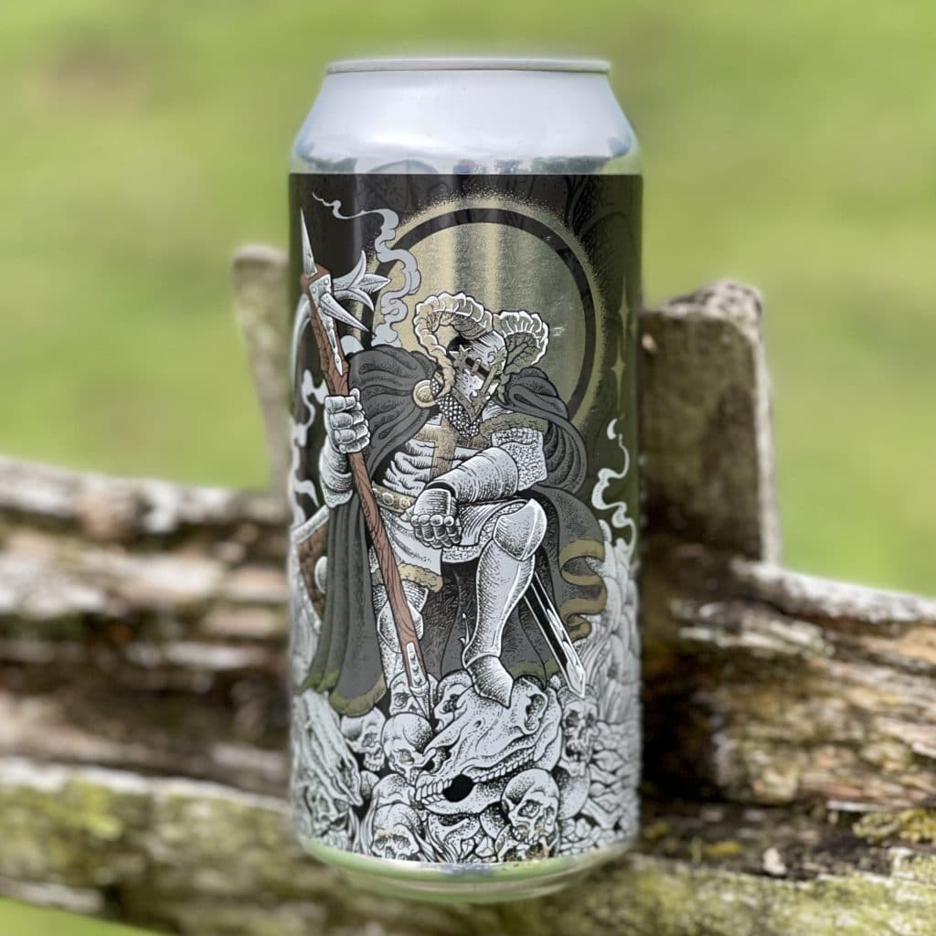 Foehammer Russian Imperial Stout - Holy Goat
