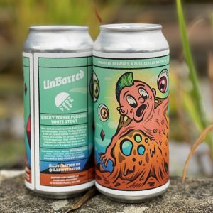 Sticky Toffee Pudding White Stout - Unbarred