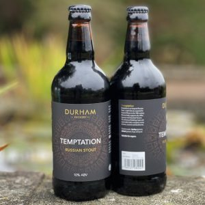 Temptation Imperial Stout - Durham Brewery (2019)