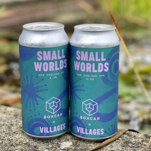 Small Worlds IPA - Villages / Boxcar